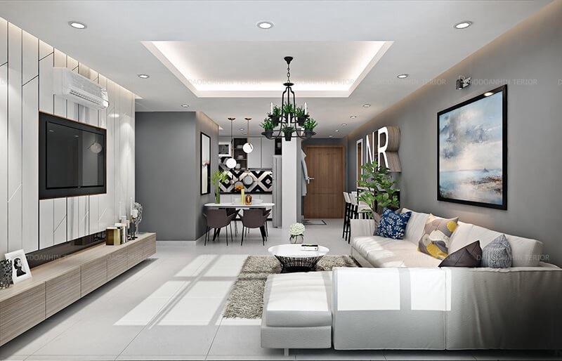Dịch vụ thiết kế nội thất căn hộ