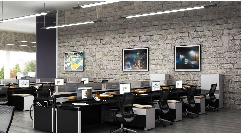 Sử dụng dịch vụ thiết kế nội thất văn phòng