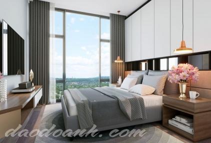 Thiết kế nội thất căn hộ chung cư 45m2: Những sai lầm thường thấy