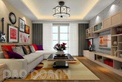 Thiết kế nội thất căn hộ độc đáo cho bạn
