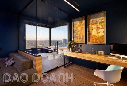 Dịch vụ thiết kế nội thất chung cư phong cách hiện đại