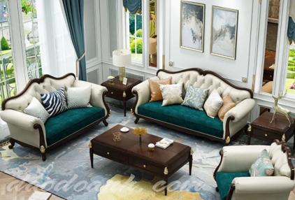 Thiết kế bàn ghế tân cổ điển cao cấp cho mọi nhà