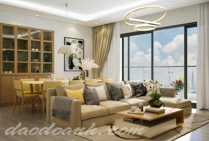 Thiết kế nội thất chung cư sang trọng đúng chuẩn hiện đại