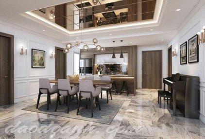 Thiết kế nội thất nhà phố Hồ Chí Minh đẹp nhất