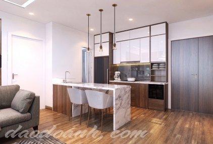 Thiết kế nội thất phòng bếp chung cư như thế nào cho phù hợp?