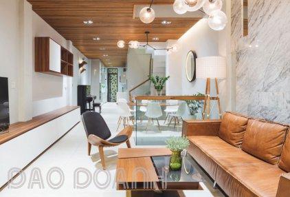 Thiết kế và thi công nội thất theo yêu cầu