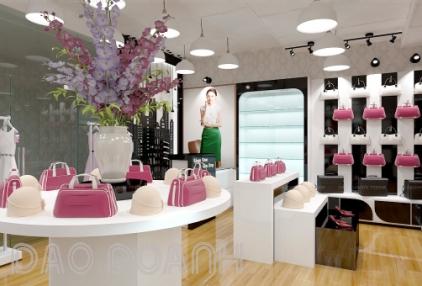 Tư vấn thiết kế nội thất shop bán hàng